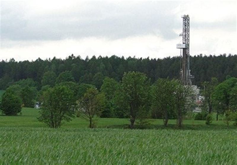 Planta de Shale gas